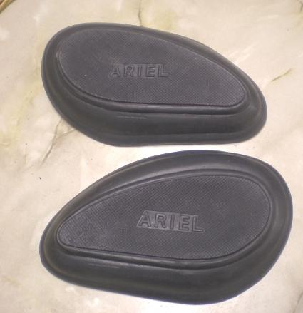Ariel Kneegrip Rubbers std. size /Pair
