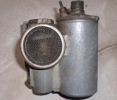 Wex Carburettor incomplete, used