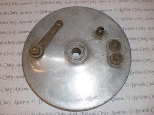 Norton Brake Anchor Plate used