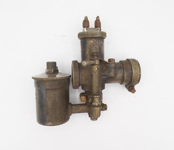Brown & Barlow Carburettor used
