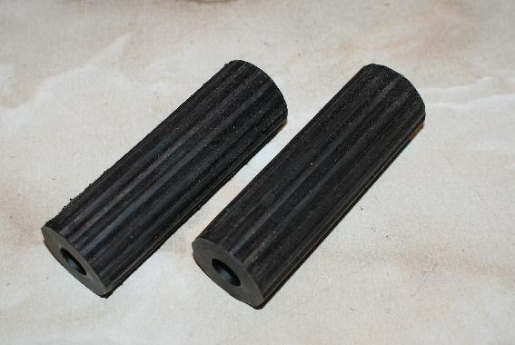 Universal Footrest Rubbers /Pair