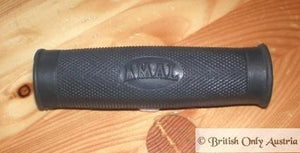 "Amal Handlebar Rubber 1 1/8"" x 120mm, open end"