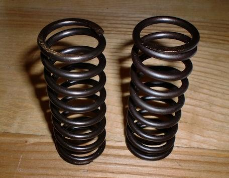 Norton Valve Spring Set 16H