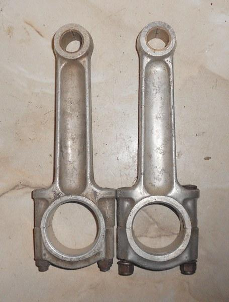 Norton Dominator Conrod used / Pair 500/600 ccm