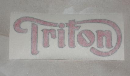 Triton Sticker No. 5