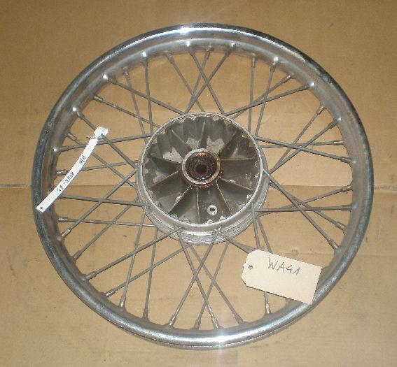 AJS/Matchless Rear Wheel 1955-64 used
