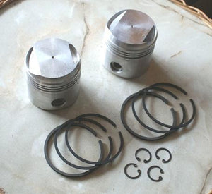 AJS/Matchless 650cc Twin Pistons/Pair +020