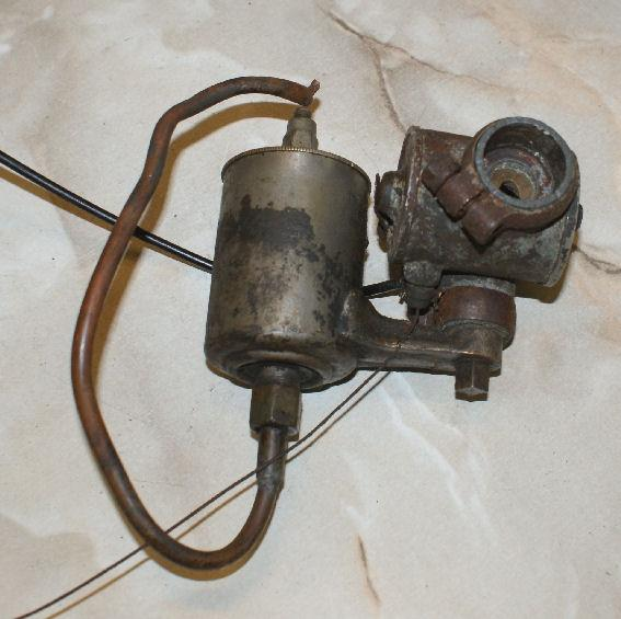 Senspray Carburettor with Float 1