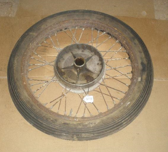 AJS/Matchless Front Wheel used