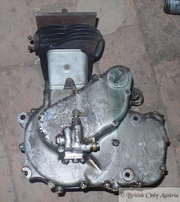 BSA B7 Engine used B7. 34.7. 500 SV. 1934