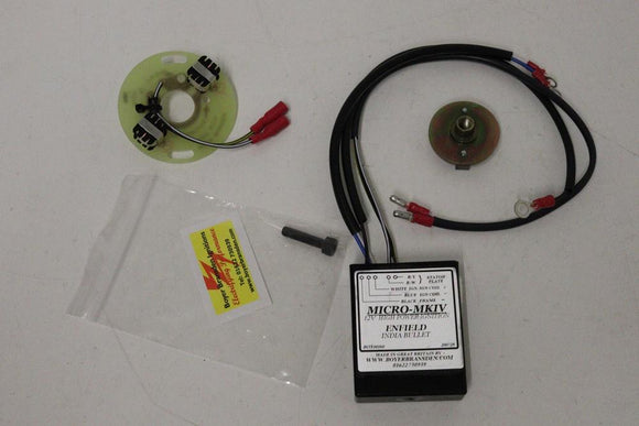 Boyer Electronic Ignition MKIV Enfield Bullet 350/500