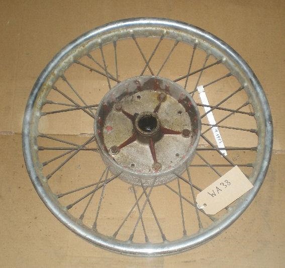 AJS/Matchless Front Wheel 1954 used