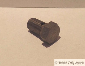 Triumph Banjo Bolt Rocker Feed