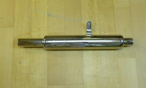 BSA Silencer C11/C10 Rigid frame 250cc 1 1/2'' 1946-51