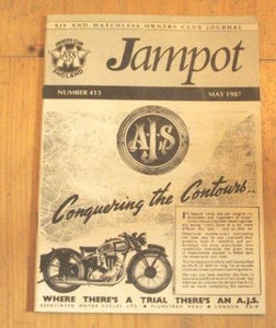 "AJS and Matchless Owners Club ""Jampot"" Journal"