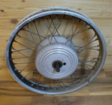AJS Front Wheel 1954 used