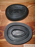AJS Kneegrip Rubbers. No.17 John Bull /Pair