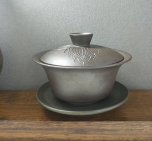 Daitao Black Clay Gaiwan 120ml