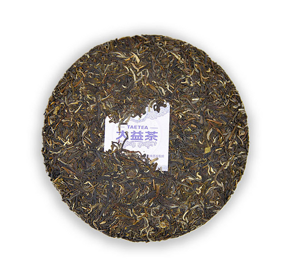 "2017 150g Menghai Tea Factory ""7542"" Classic Raw Pu Erh Tea Cake"