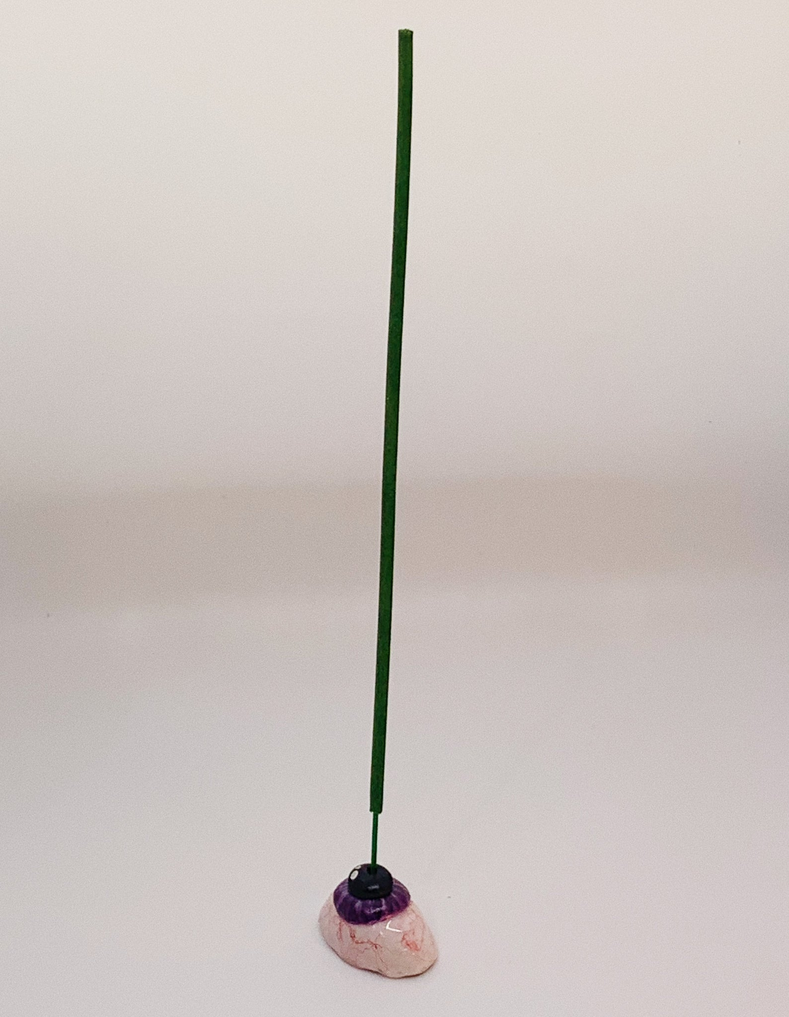 Purple Eyeball Incense Holder