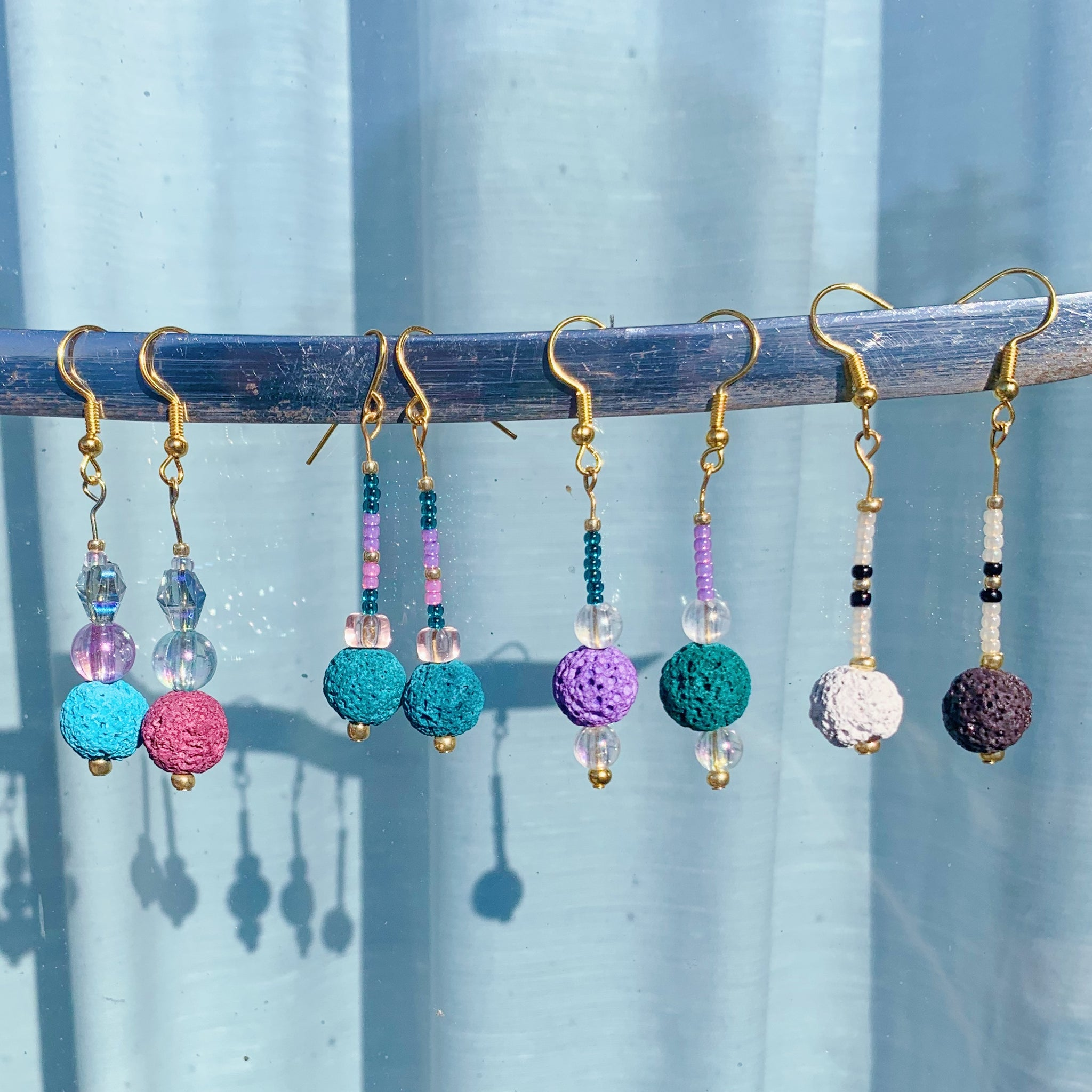 Incense Earrings!
