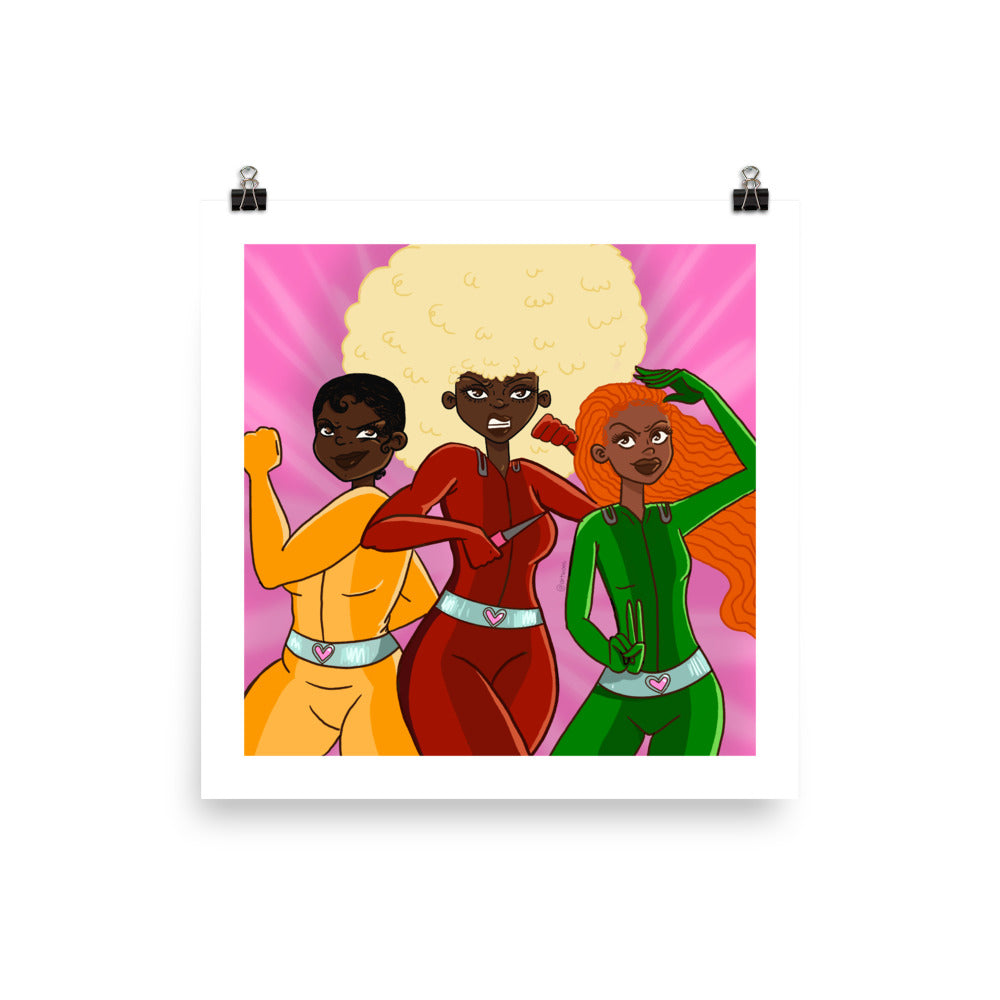 Totally Spies Print