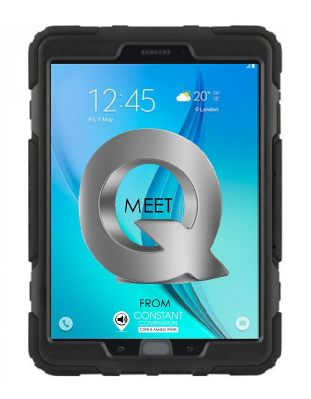 Q TABLET FOR TELEHEALTH - Monthly Rental
