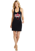 Load image into Gallery viewer, Ladies 60/40 Racerback Dress | All About