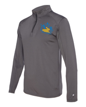 Load image into Gallery viewer, Unisex Quarter-Zip Lightweight Pullover | Embroider | Main Logo