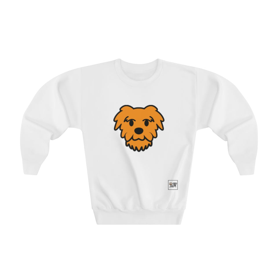 #TEDDY-Youth Crewneck Sweatshirt