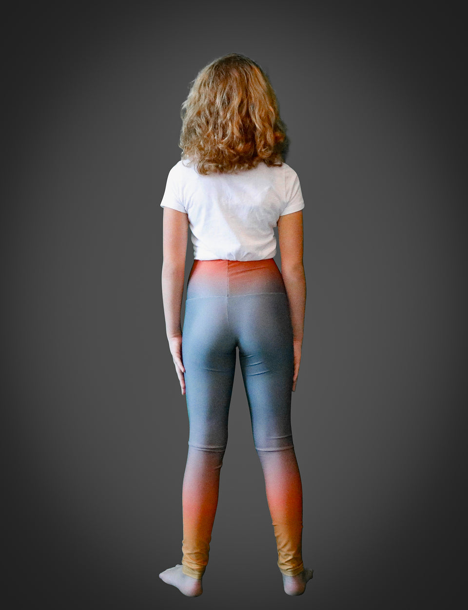 SUNRISE-Yoga Legging TEEN - ADULT