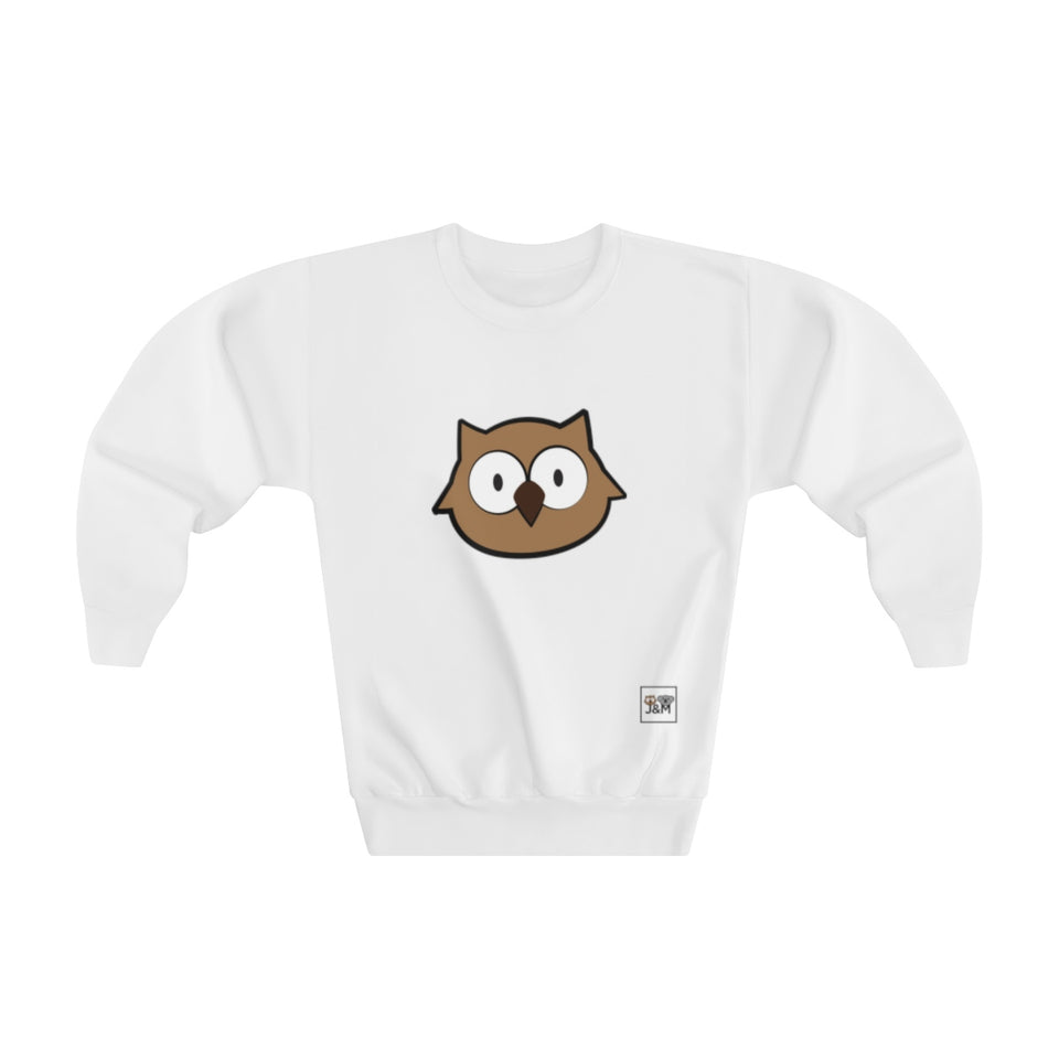 #JUJU-Youth Crewneck Sweatshirt