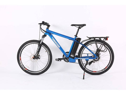 Blue Trail Maker Elite Max 36 Volt Electric Mountain Bike