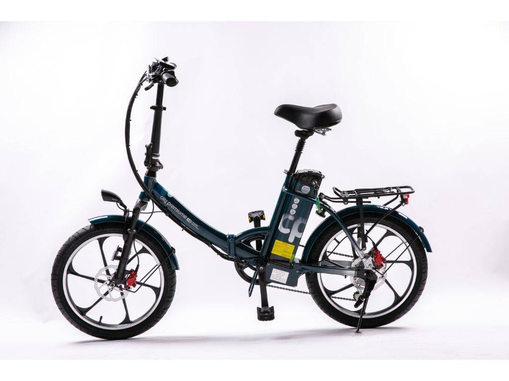 GreenBike Electric Motion City Premium 2020 Electric Bike