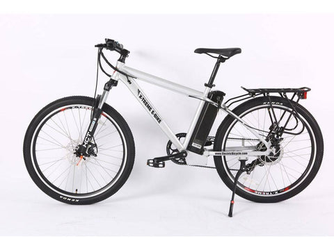 Silver Trail Maker Elite Max 36 Volt Electric Mountain Bike