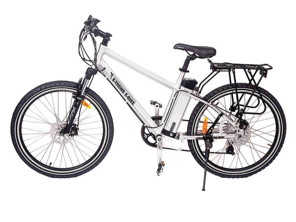 White X-Treme Trail Maker Elite Electric Mountain Bike - 24 Volts