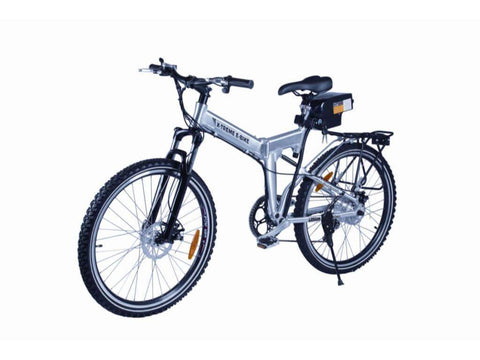 X-Treme X-Cursion Elite 24 Volt Electric Folding Mountain Bicycle