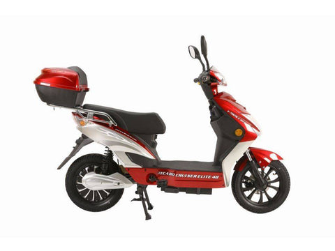 X-Treme Cabo Cruiser Elite 48 Volt Electric Bicycle Scooter