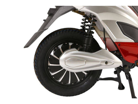 Image of X-Treme Cabo Cruiser Elite Max 60 Volt Electric Bicycle Scooter