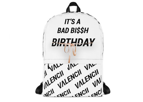 Birthday Backpack