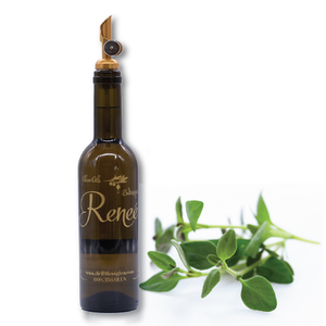 ALL NATURAL HERBES DE PROVENCE INFUSED OLIVE OIL