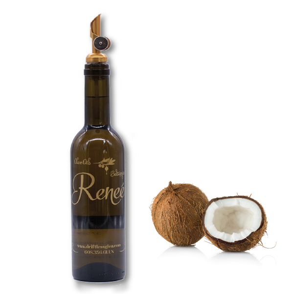 ALL NATURAL AGED COCONUT BALSAMIC VINEGAR CONDIMENTO