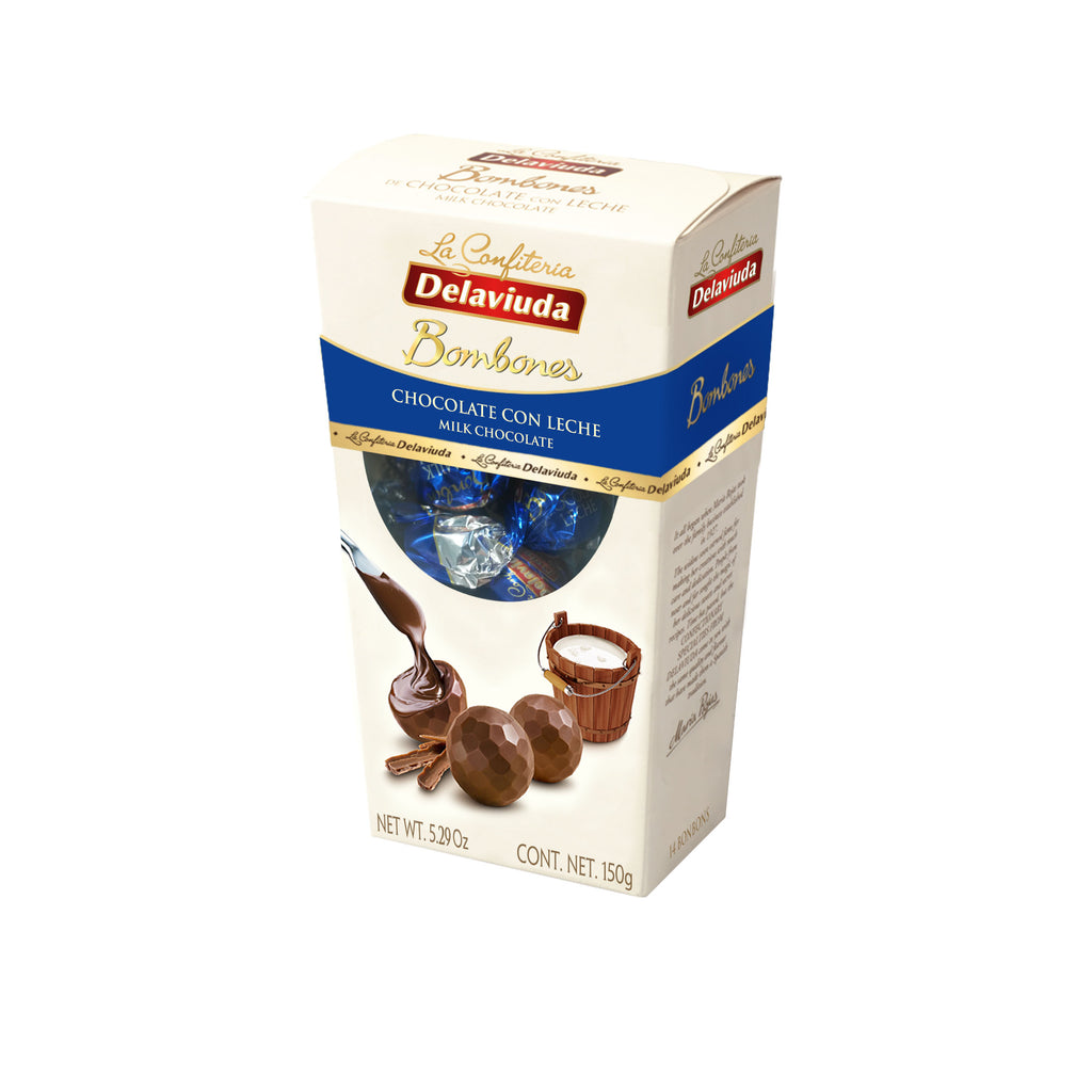 Delaviuda milk Chocolate bonbons  150 g