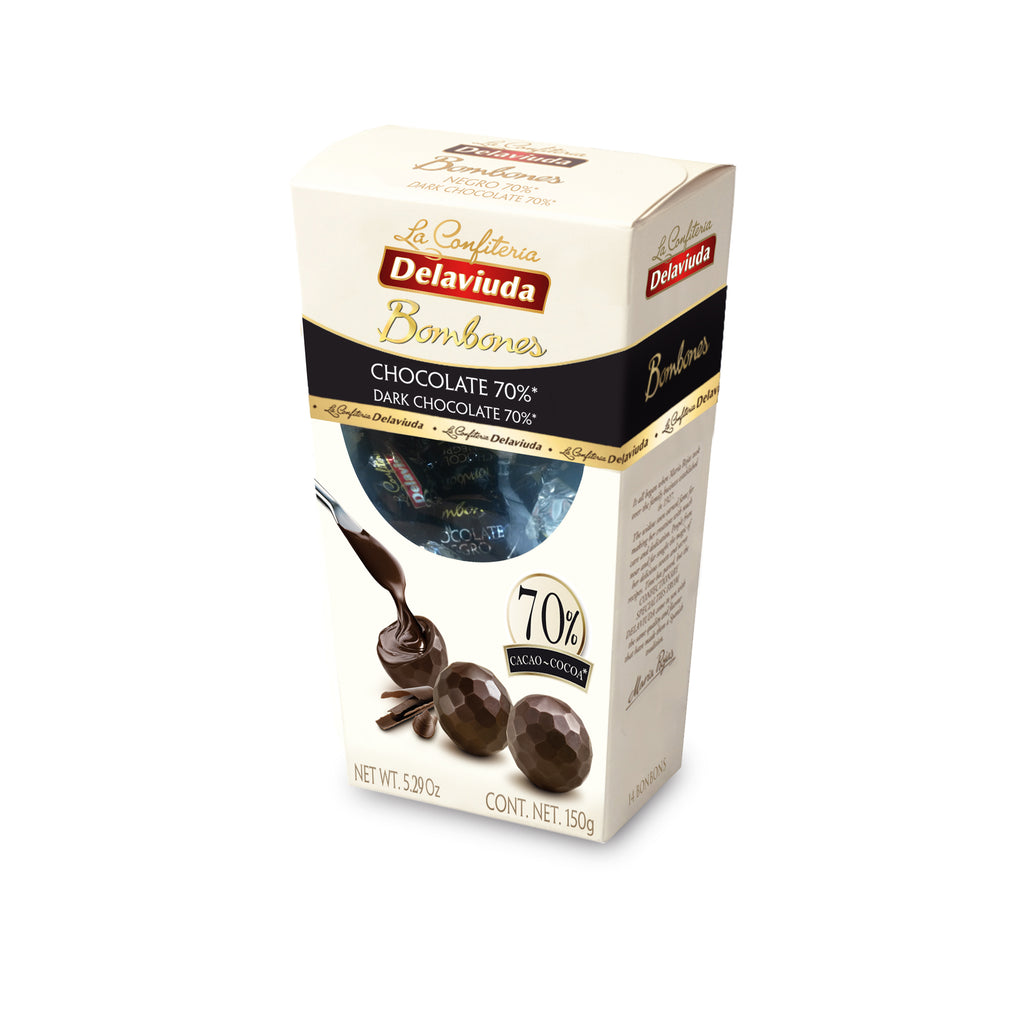 bonbons Dark Chocolate Delaviuda150 g