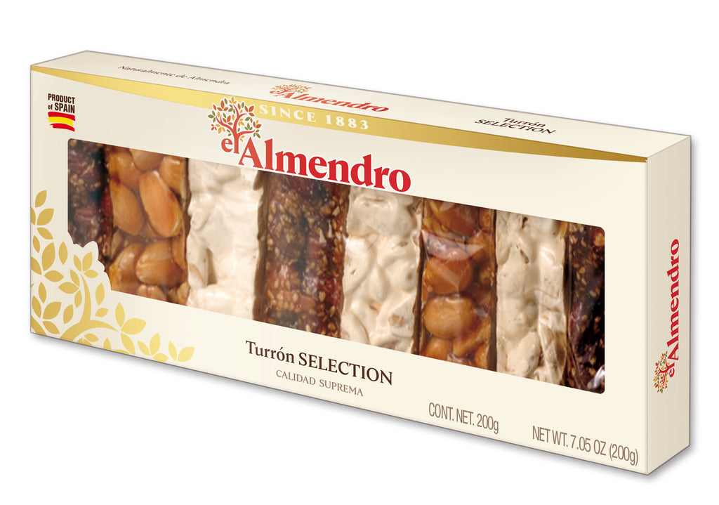 Turron selection 200 g