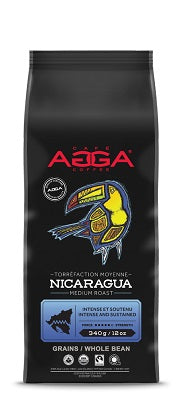 AGGA Intense and sustained Coffee 340 g