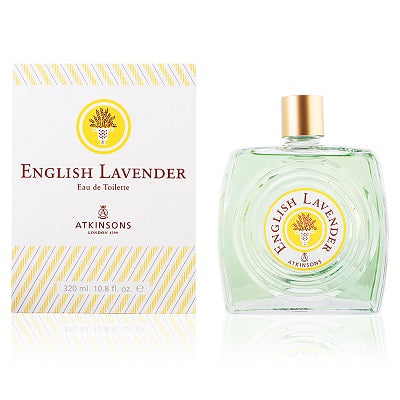 English Lavender Atkinsons Eau de Toilette 320 ml