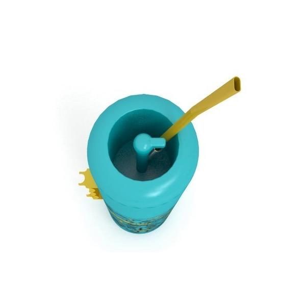 Automatic Yerba mate infuser