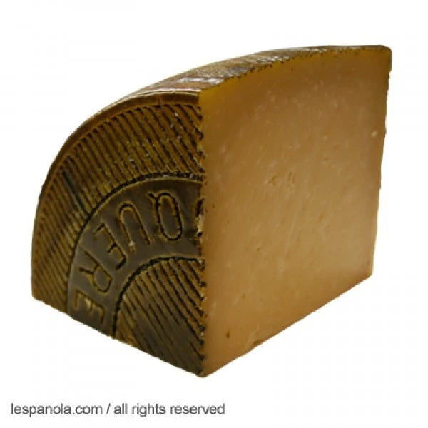 MANCHEGO CHEESE AGED 12 MONTHS 250 G APPROX