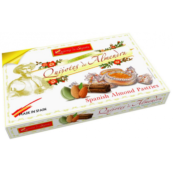 La Estepeña Assortment Of Spanish Almond Pastries 270 g
